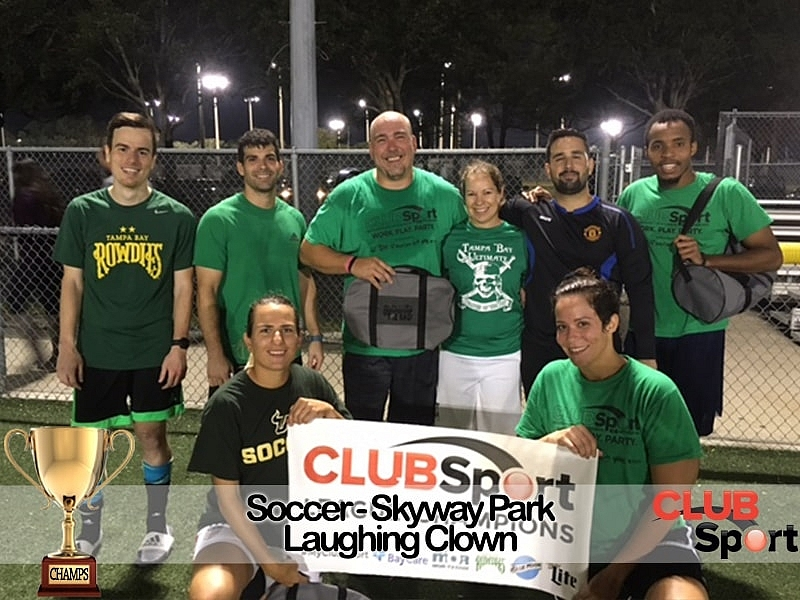 Laughing Clown - CHAMPS
