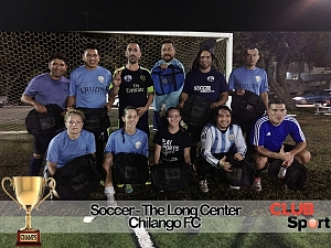 Chilango FC - CHAMPS photo