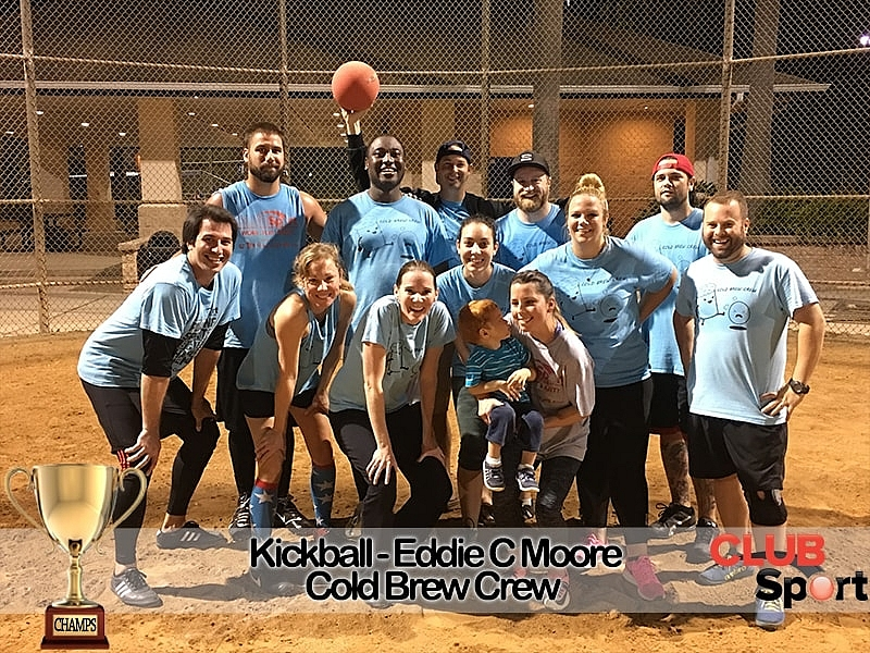 Cold Brew Crew - CHAMPS