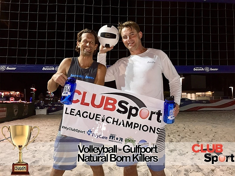 Natural Born Killers - CHAMPS