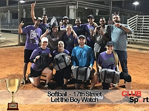 Let The Boy Watch (i) - CHAMPS Team Photo