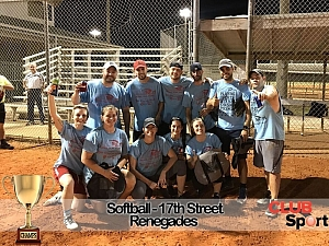 Renegades (r) - CHAMPS photo
