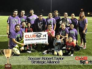 Strategic Alliance - CHAMPS Team Photo