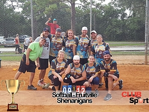 Shenanigans - CHAMPS Team Photo