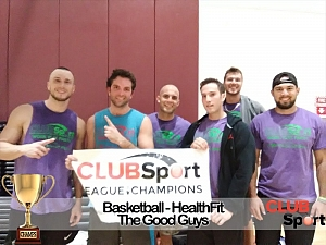 The Good Guys - CHAMPS Team Photo