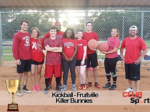 KillerBunnies (e) Team Photo
