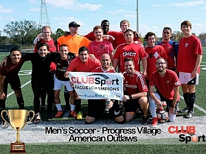 American Outlaws - CHAMPS photo