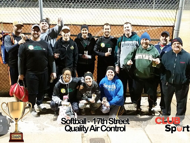 Quality Control Air Softball (i) - CHAMPS