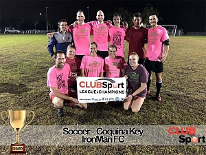 Ironman FC - CHAMPS photo