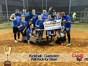 Will Kick For Beer Team Photo