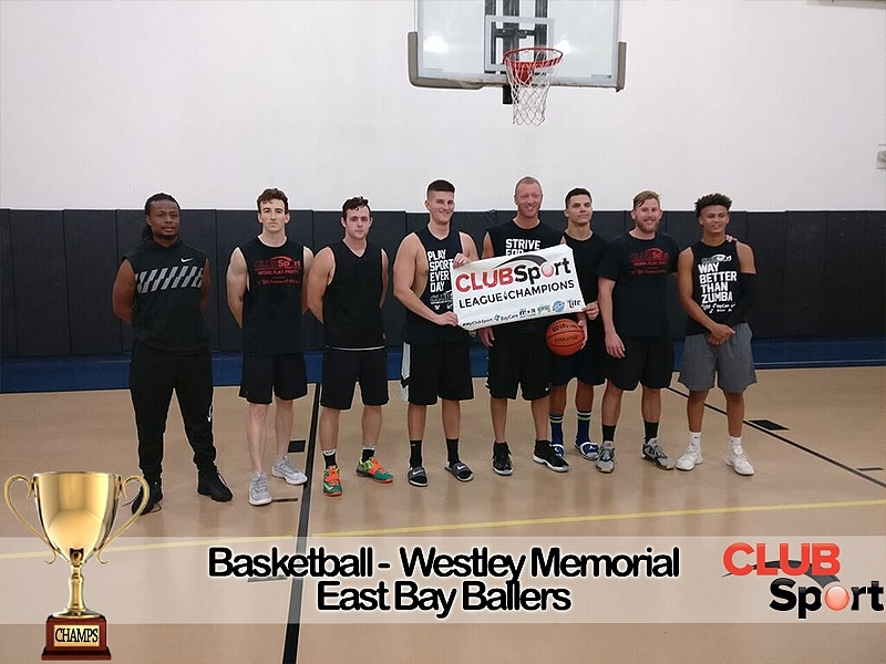 East Bay Ballers - CHAMPS