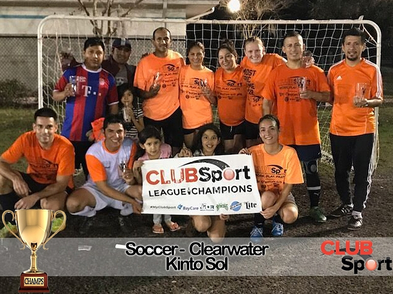 Kinto Sol - CHAMPS