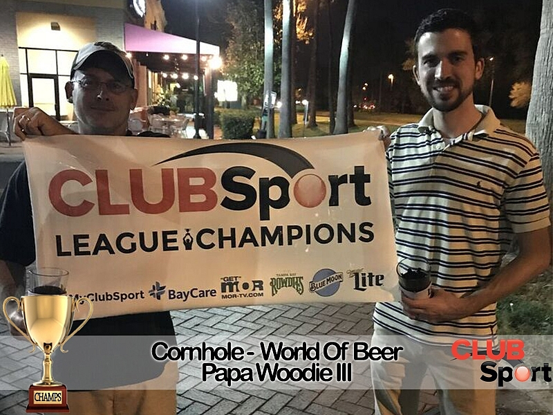 Papa Woodie III - CHAMPS