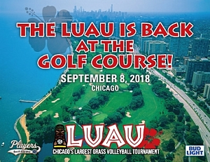 Luau Chicago Grass Tournament & Party