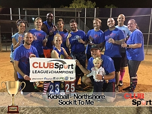 Sock It To Me - CHAMPS Team Photo