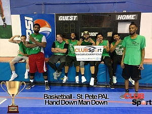 Hand Down Man Down - CHAMPS photo