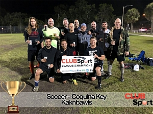 Kaknbawls - CHAMPS Team Photo