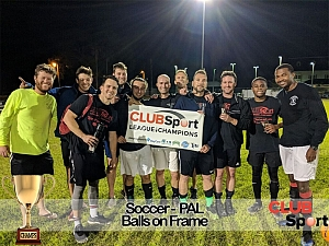 Balls On Frame - CHAMPS photo