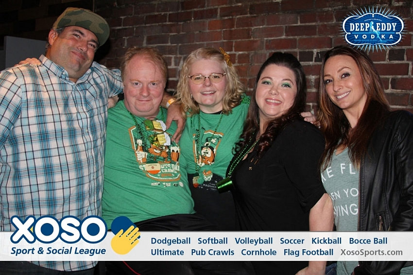 St. Patrick's Day Bar Crawl - 2018