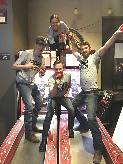 2018 Skeeball Champs - I Think I Skee'd My Pants