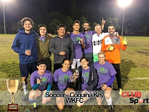 WKFC - CHAMPS Team Photo