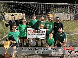 C+S - CHAMPS Team Photo