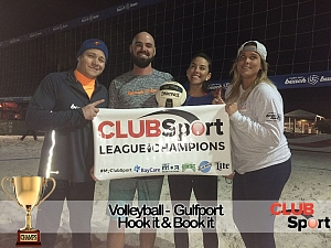 Hook It & Book It - CHAMPS photo