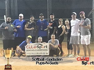Pup-N-Suds - CHAMPS Team Photo