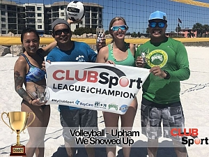 We Showed Up (IB) - CHAMPS photo