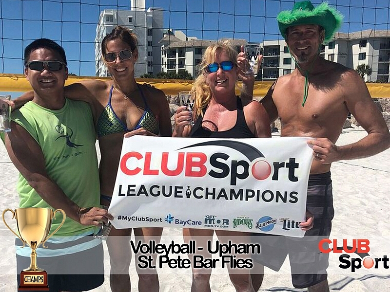 St Pete Bar Flies (IC) - CHAMPS