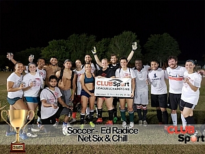 Net Six and Chill - CHAMPS photo