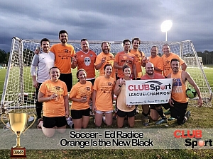 Orange is the new Black - CHAMPS photo