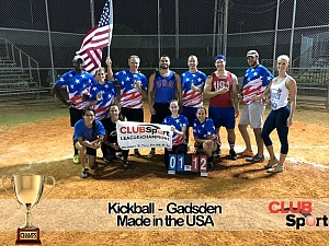 Made in U.S.A. - CHAMPS Team Photo