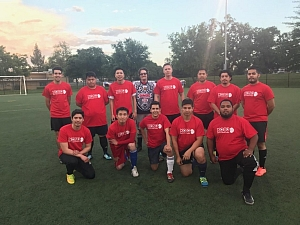 RED-EMPTION FC Team Photo