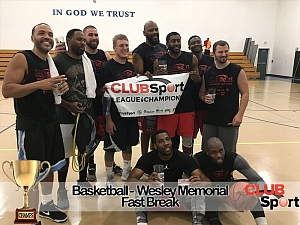 Fast Break - CHAMPS photo