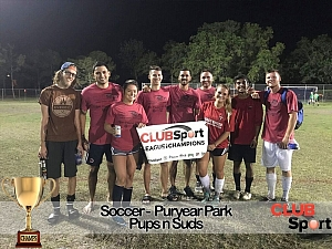 Pup N Suds - CHAMPS photo