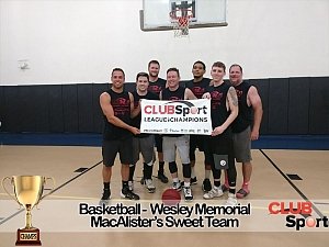McAlister's Sweet TEAm (c) - CHAMPS Team Photo