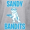 The Sandy Bandits Team Logo
