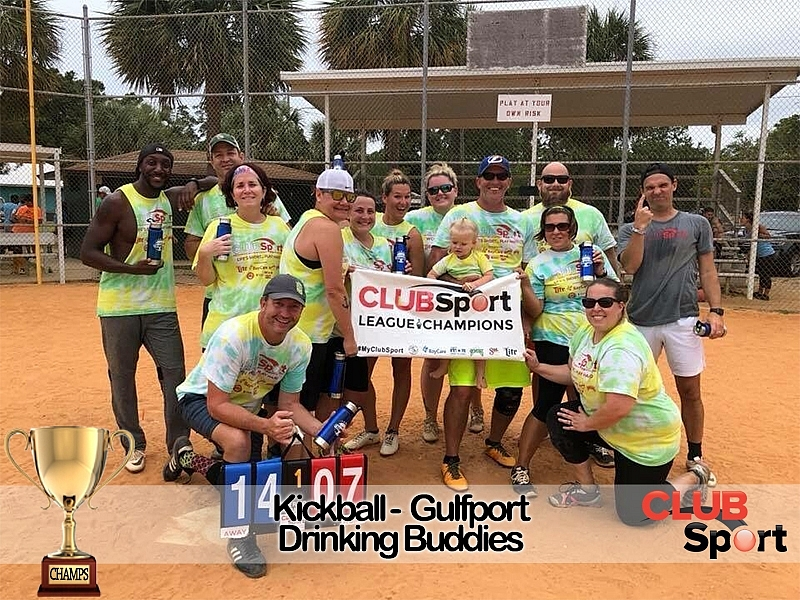 Drinking Buddies - CHAMPS