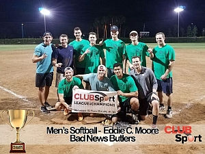 Bad News Butler's (r) - CHAMPS photo