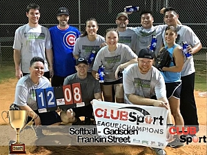 Franklin St - CHAMPS photo