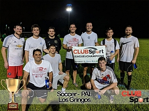 Los Gringos - CHAMPS photo