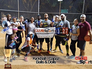 UMA - Balls & Dolls - CHAMPS photo