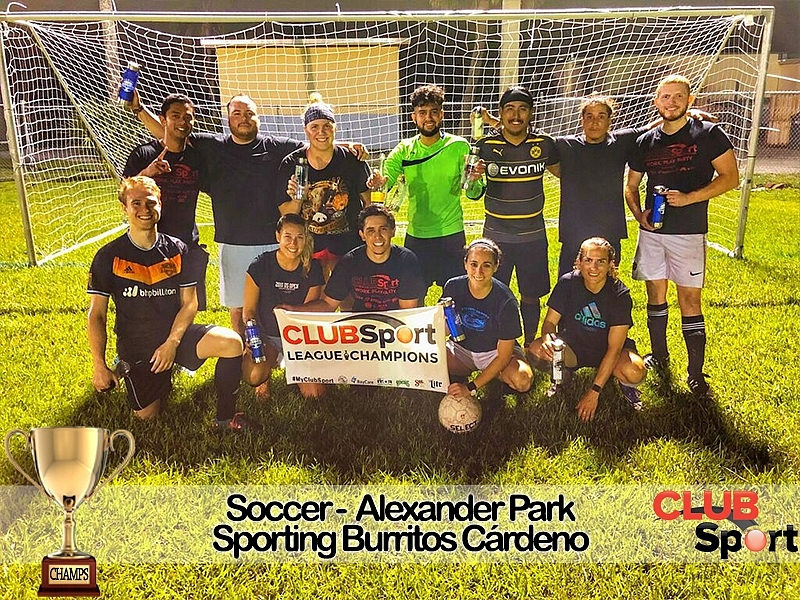 Sporting Burritos Cárdeno - CHAMPS