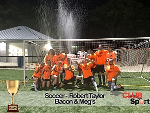 Bacon & Megs - CHAMPS photo