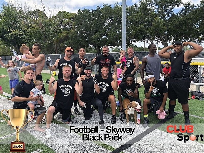 Black pack (r) - CHAMPS
