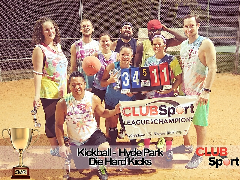 Dye Hard Kicks - CHAMPS