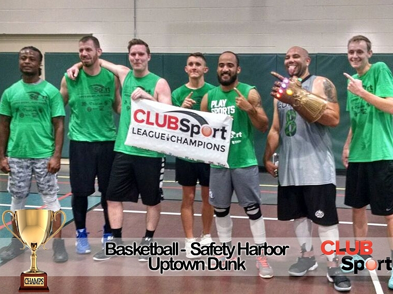 Uptown Dunk - CHAMPS