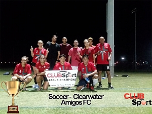 Amigos FC - CHAMPS photo