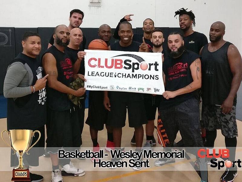 Heaven Sent (r) - CHAMPS